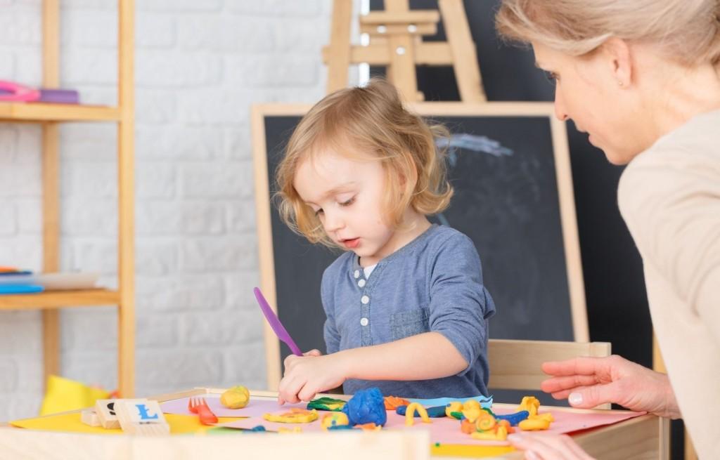 Domowe masy plastyczne dla dzieci