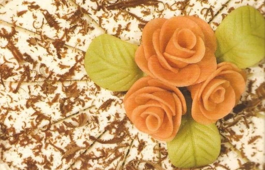 Róża marcepanowa