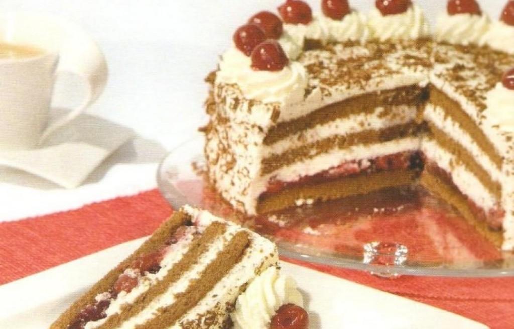 Szwajcarski tort