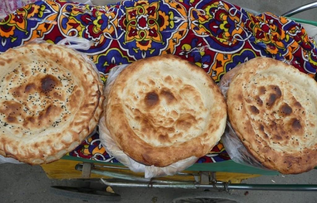 Bałyrsaki - pieczywo kazachskie