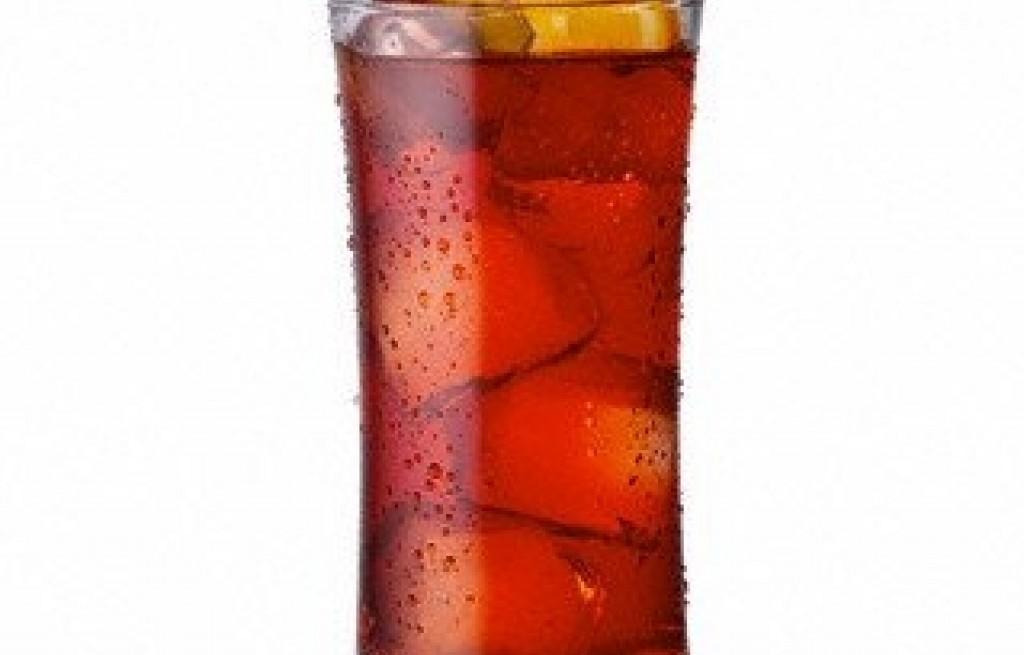 Drink żurawinowy