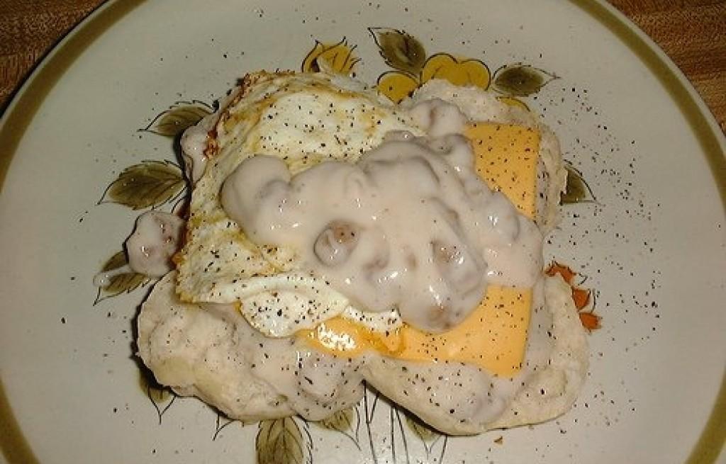 Bułki z jajkiem