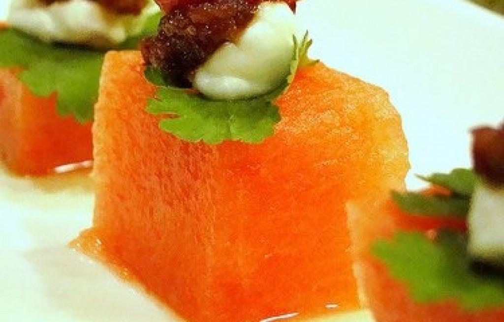 Melon z tofu