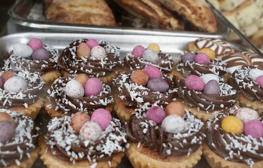 Muffinki pisankowe