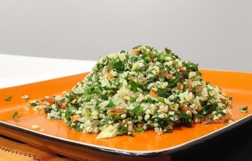 Sałatka Tabule z kuskusem