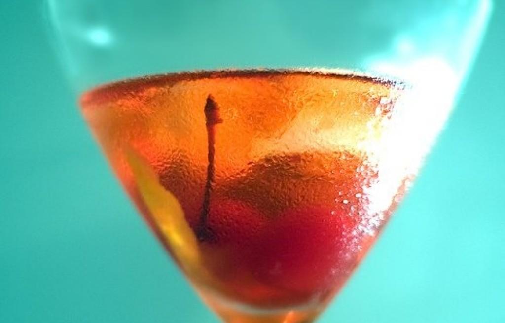 Drink Manhattan