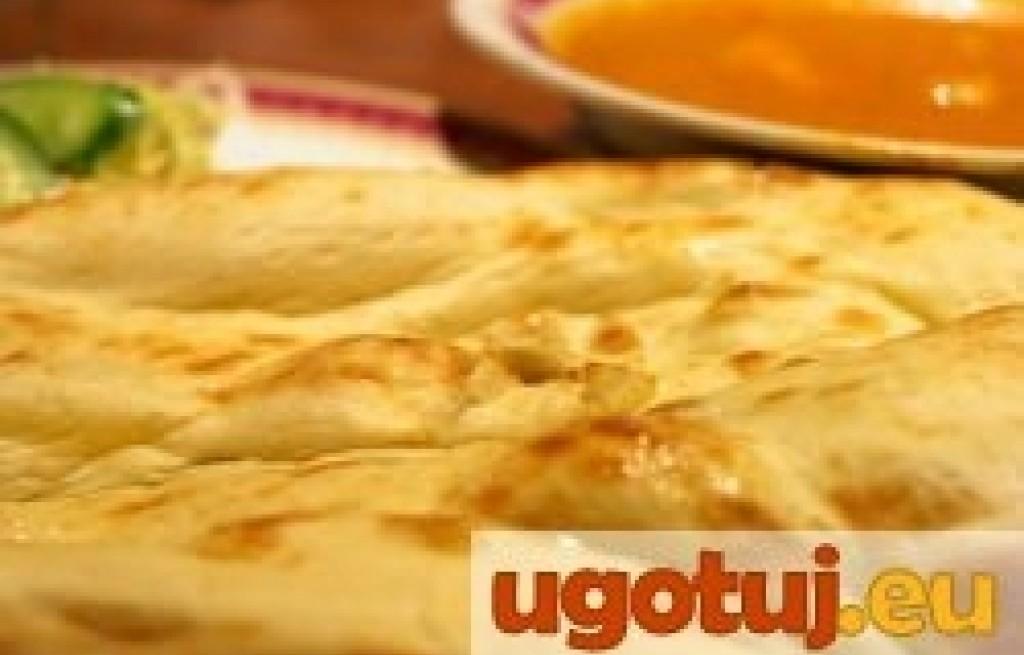 Naan (chleb indyjski)