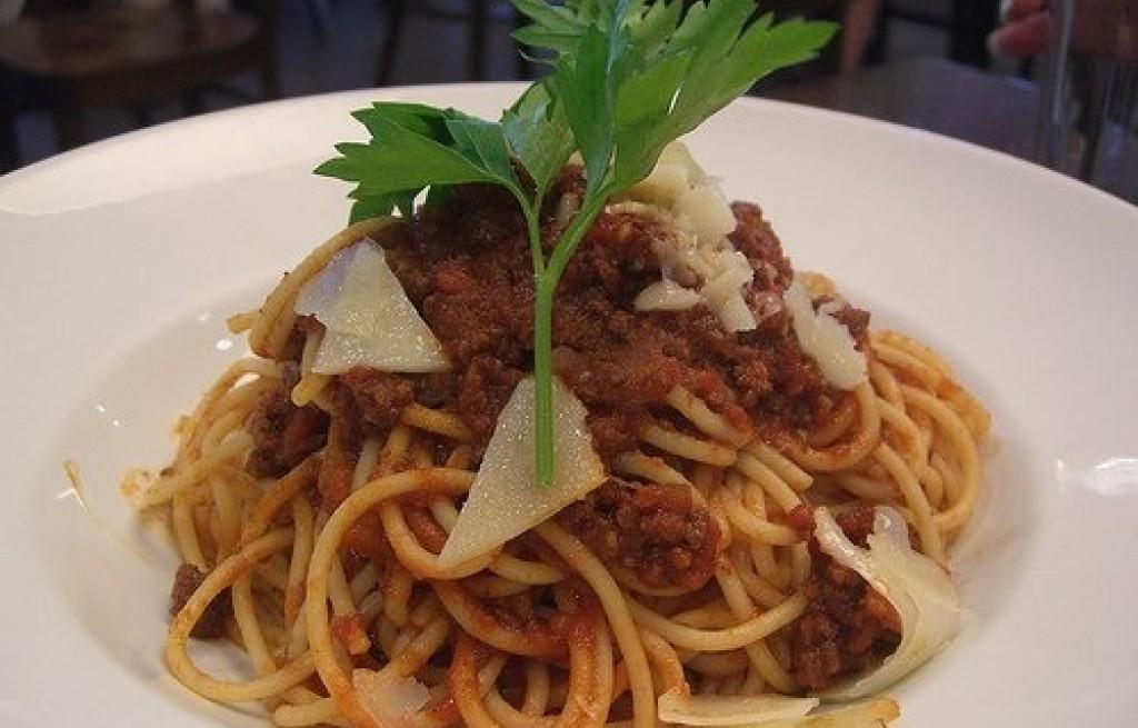 Spaghetti Bolońskie Miłosne