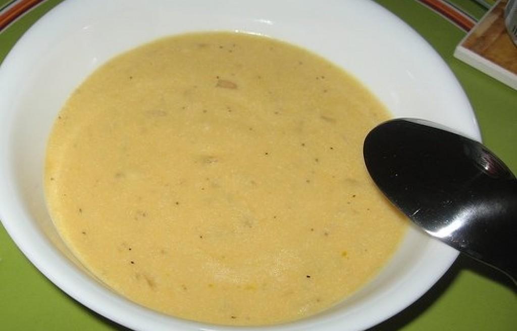 Zupa piwna