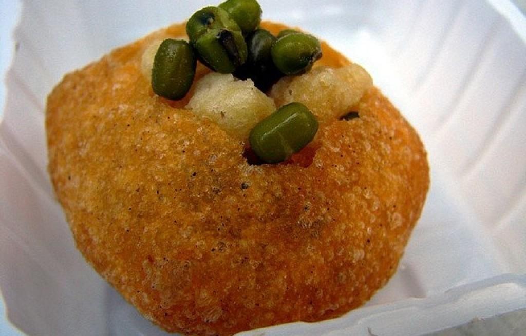Chrupki kukurydziane z oliwkami