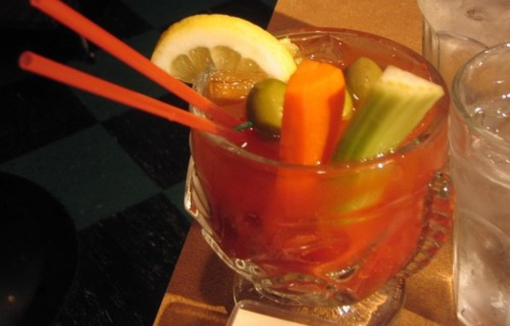 Drink Bloody Mary