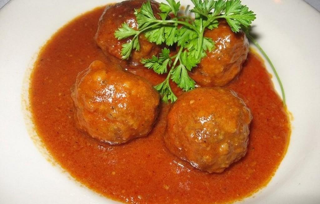 Keftedakia (kulki mięsne)