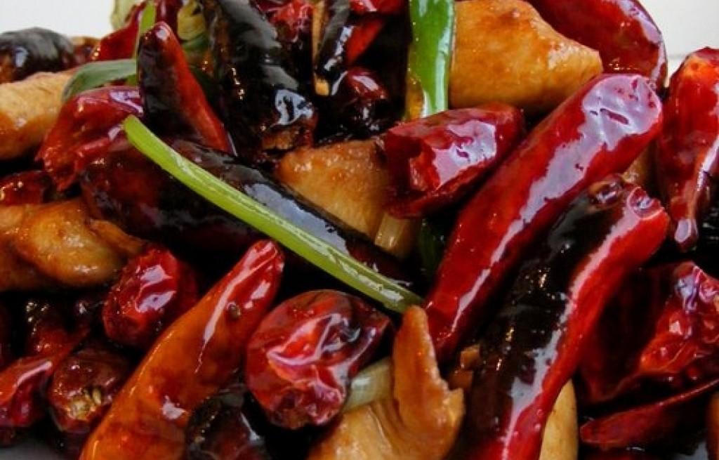 La Zi Ji (kurczak z chili)