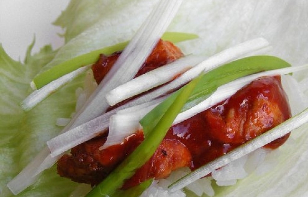 Kurczak po koreańsku
