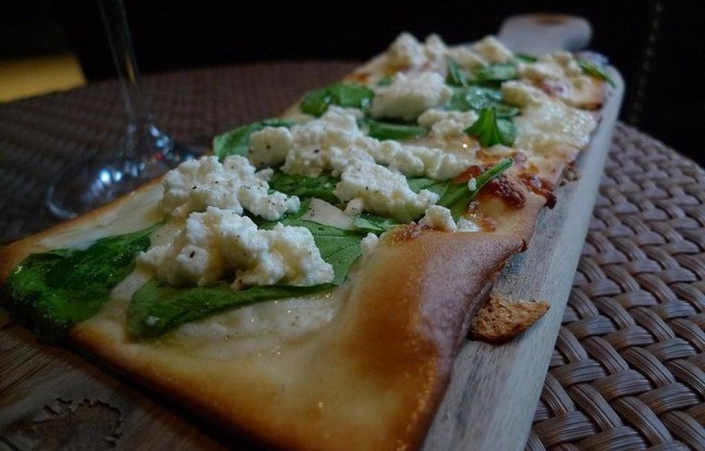 Placek z serem twarogowym