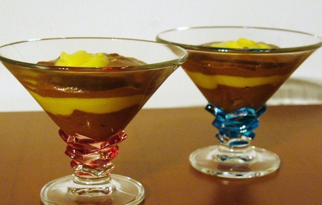 Mus czekoladowo-cytrynowy