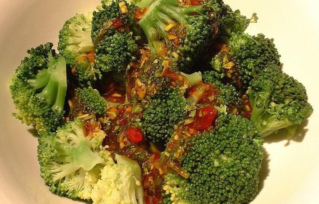 Brokuł w chili