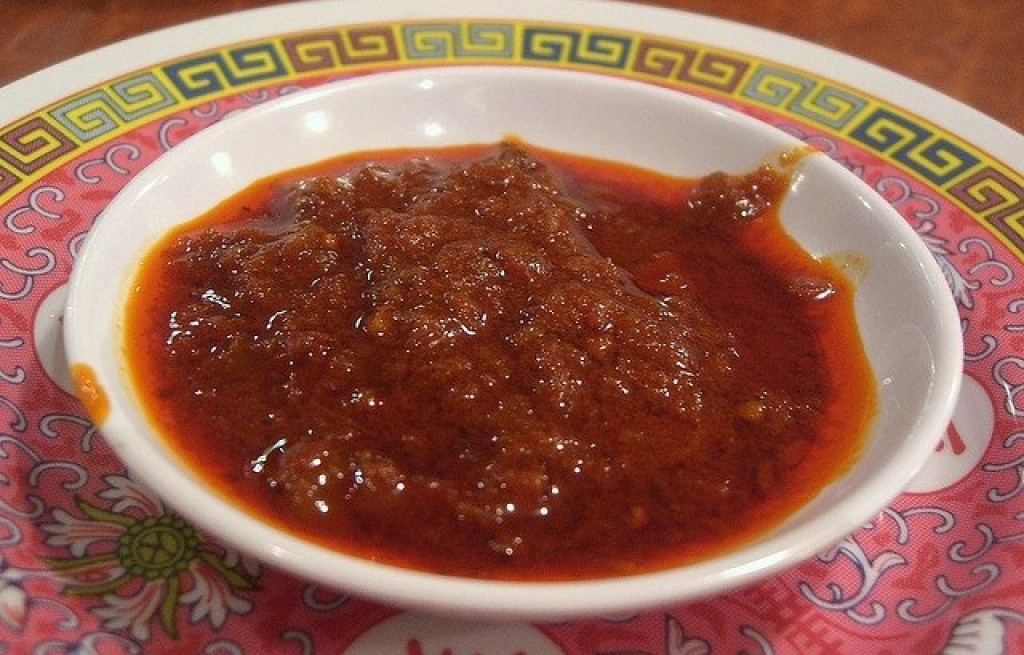 Sambal belacan (sos chili)