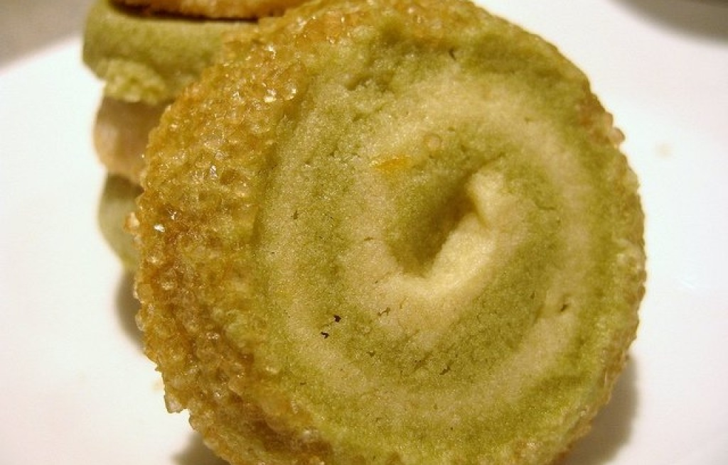 Ciastka herbaciano-cytrynowe