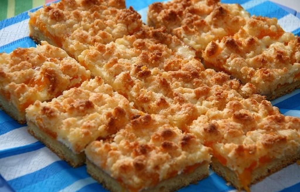 Ciasto mandarynkowe z kruszonką