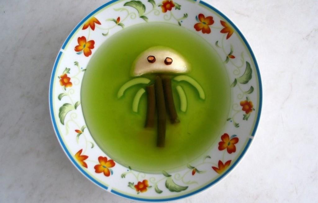Meduza gruszkowa