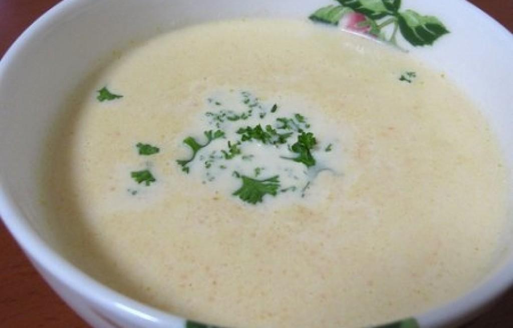 Zupa z rzepy