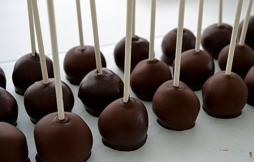 Kulki serowo-czekoladowe