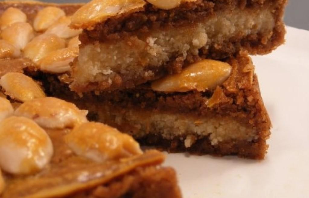Ciasto cynamonowo-migdałowe