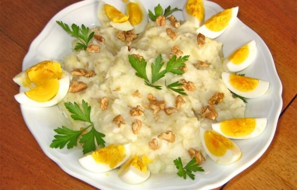 Dorsz z ziemniakami i jajkiem