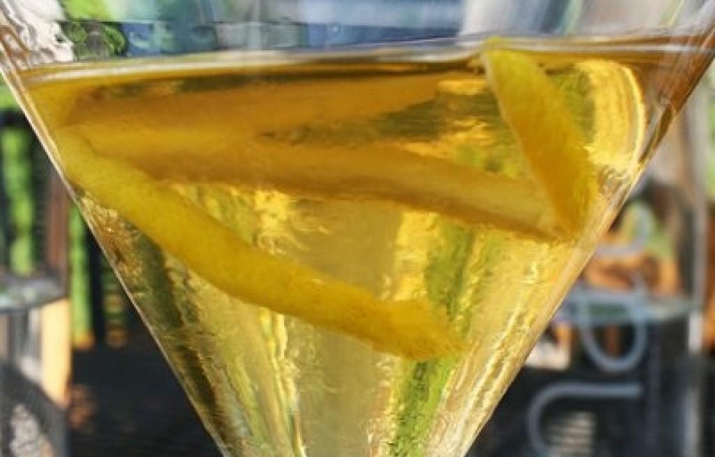 Złoty drink