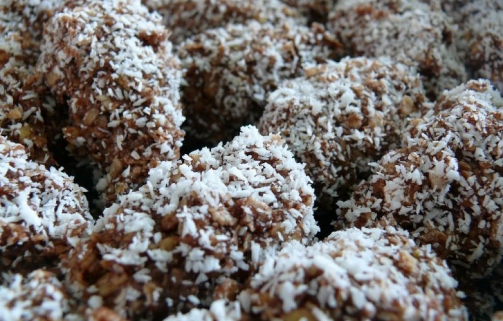 Szwedzkie kulki czekoladowe