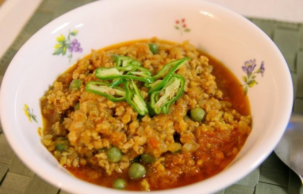 Kemma z curry