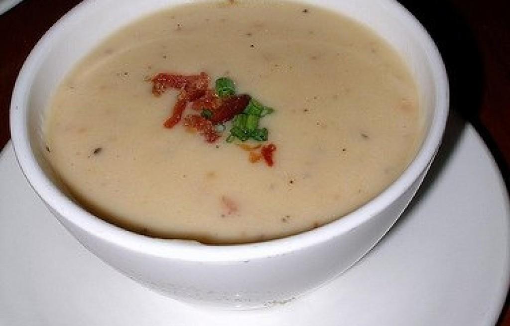 Oryginalna zupa serowa