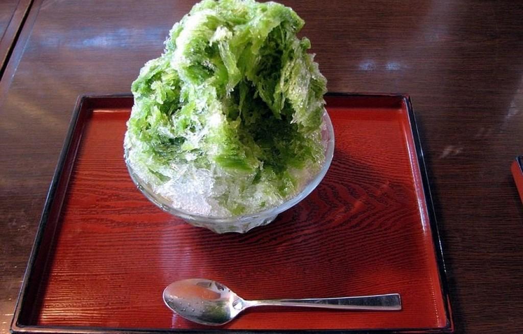 Kakigōri (deser japoński)