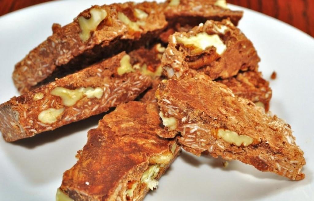 Deser czekoladowo-grahamowy
