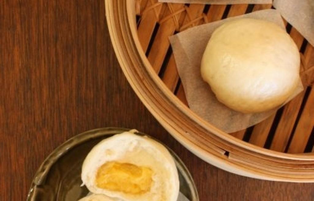 Lai Wong Bao - bułki z kremem na parze