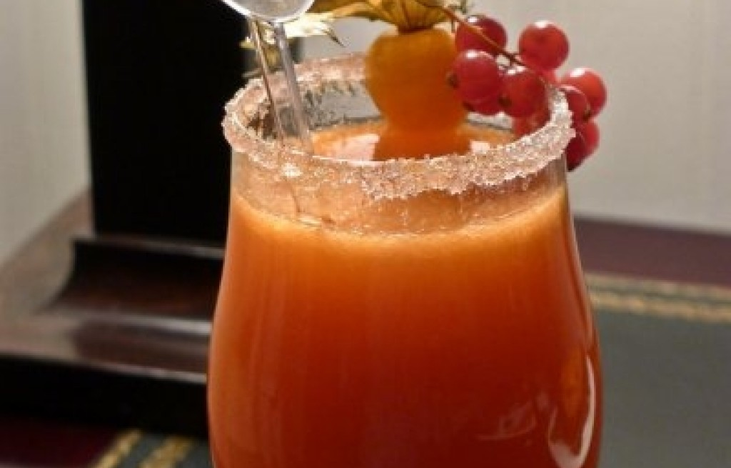 Rum marchewkowy