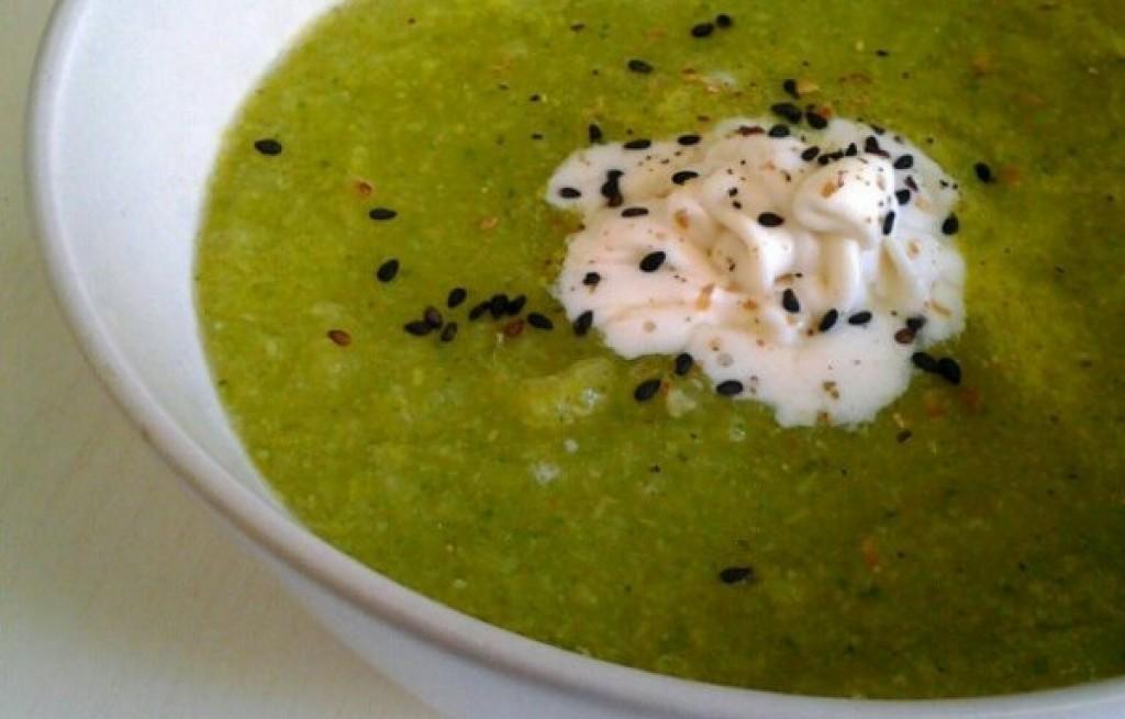 Zupa-krem z cukinii