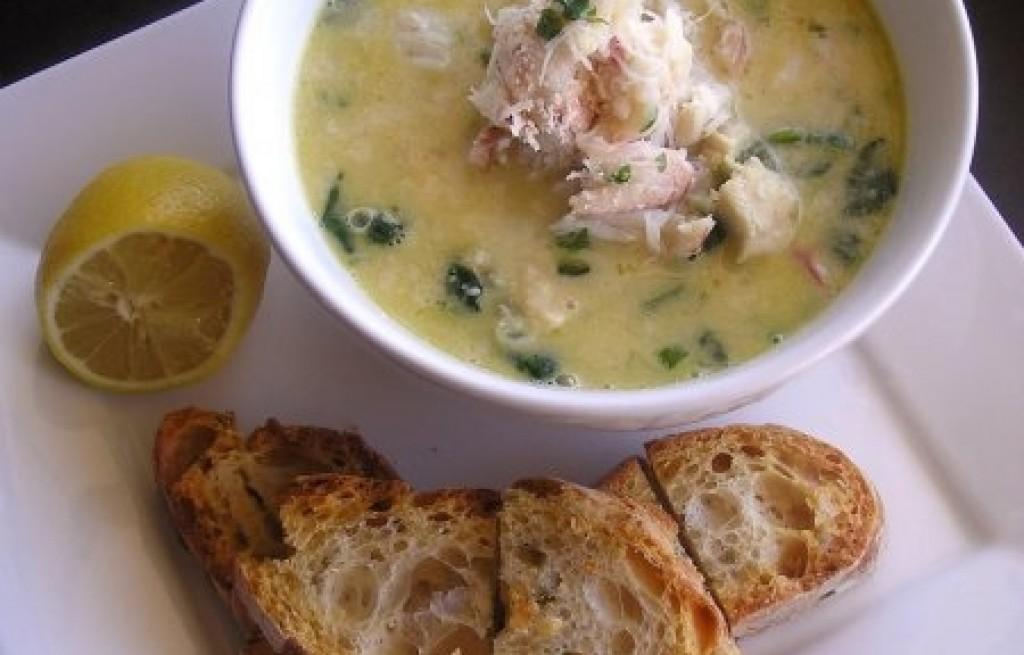 Zupa krabowa