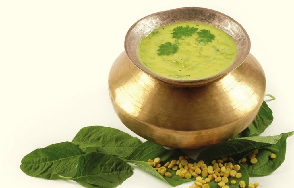 Majjiga Pulusu (warzywa gotowane w maślance)
