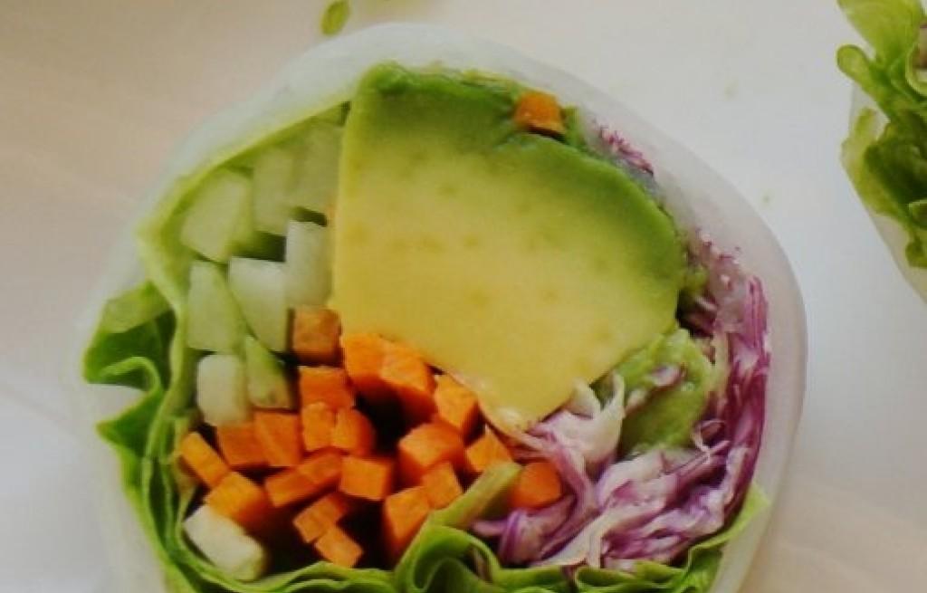 Rolada warzywna