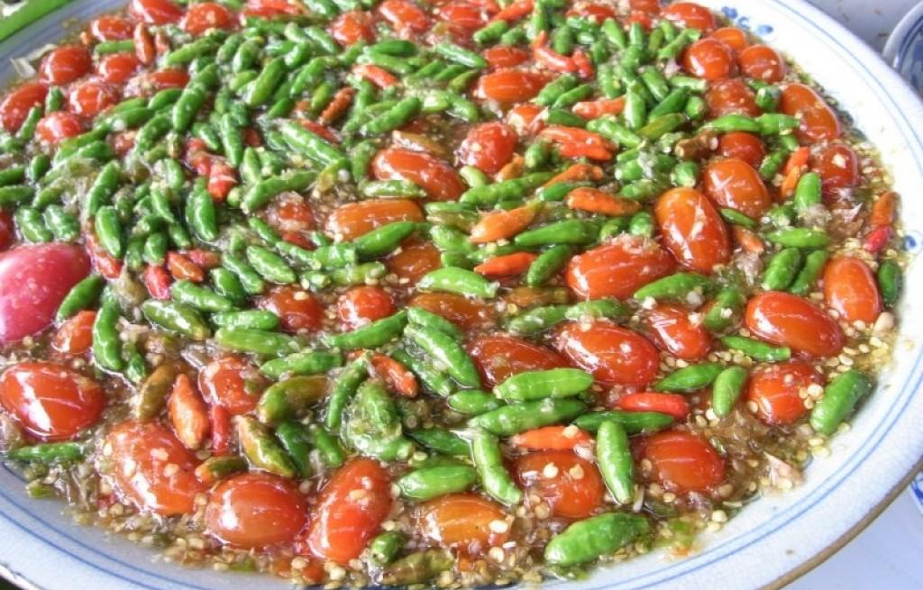 Pomidorówka z groszkiem