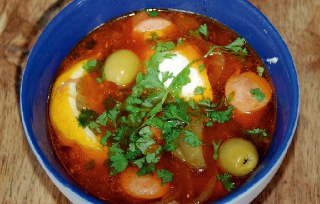 Solanka (zupa)