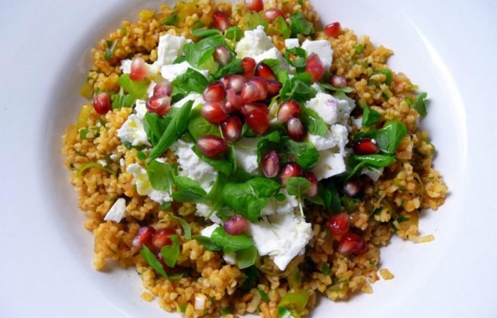 Kisir (turecka sałatka)