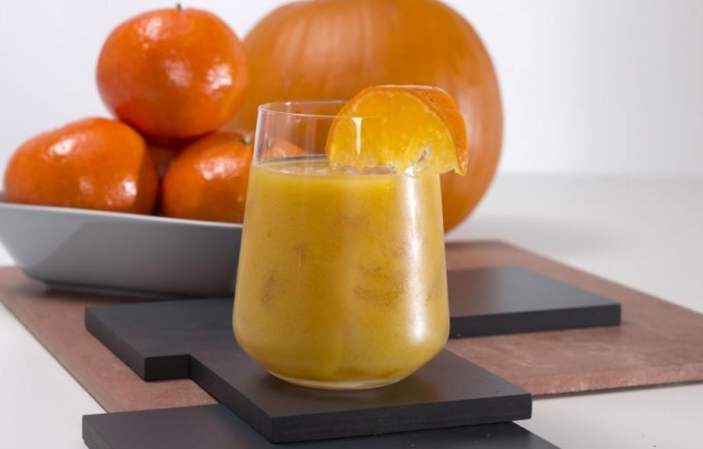 Drink dyniowo-mandarynkowy