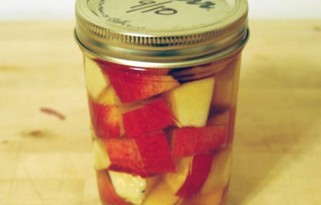 Bourbon jabłkowo-waniliowy