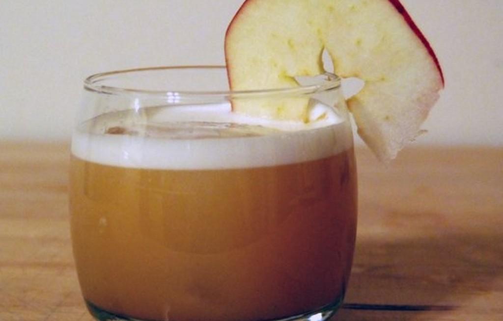 Whisky Sour z białkiem