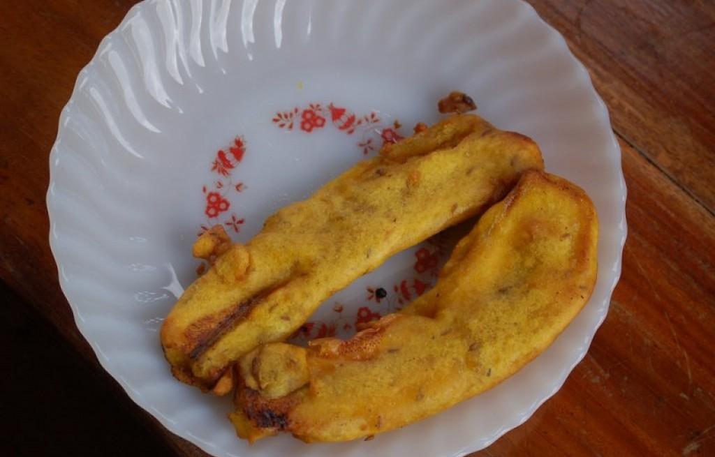 Bananowe placki