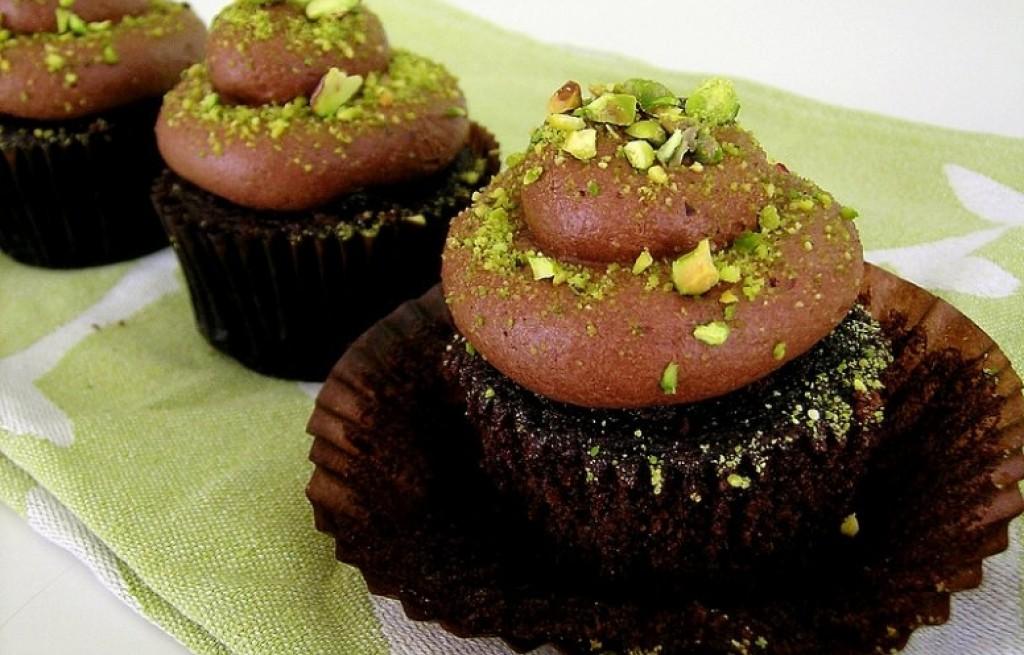 Babeczki czekolodowo-kakaowe