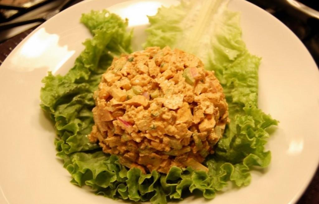 Eggless Salad